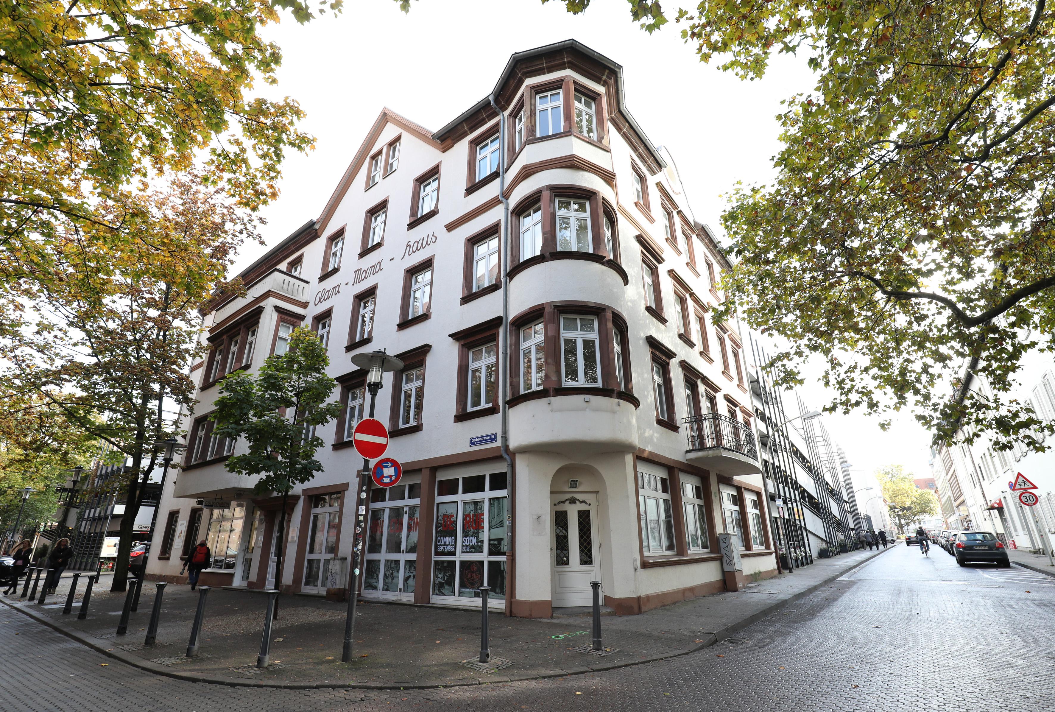 18.10.2016 - Neue Adresse - Saarländischer Journalistenverband - Sb -
