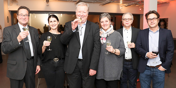 26.01.2018 - Neujahrsempfang - Presseclub Saar e.V. - SB -